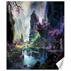 Fantastic World Fantasy Painting Canvas 20  X 24   by BangZart