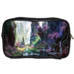 Fantastic World Fantasy Painting Toiletries Bags 2 Side