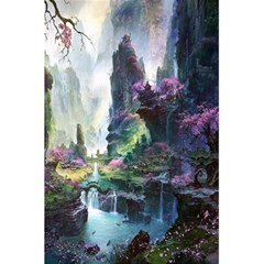 Fantastic World Fantasy Painting 5 5  X 8 5  Notebooks by BangZart