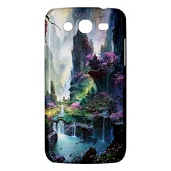 Fantastic World Fantasy Painting Samsung Galaxy Mega 5 8 I9152 Hardshell Case  by BangZart