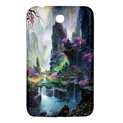 Fantastic World Fantasy Painting Samsung Galaxy Tab 3 (7 ) P3200 Hardshell Case  by BangZart