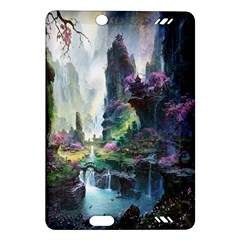 Fantastic World Fantasy Painting Amazon Kindle Fire Hd (2013) Hardshell Case by BangZart