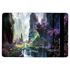 Fantastic World Fantasy Painting Ipad Air Flip