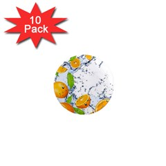 Fruits Water Vegetables Food 1  Mini Magnet (10 Pack)  by BangZart