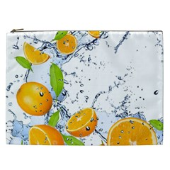 Fruits Water Vegetables Food Cosmetic Bag (xxl)  by BangZart