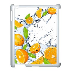 Fruits Water Vegetables Food Apple Ipad 3/4 Case (white)