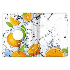 Fruits Water Vegetables Food Kindle Fire Hdx Flip 360 Case by BangZart