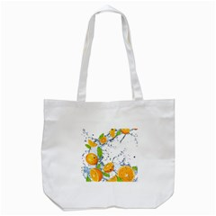 Fruits Water Vegetables Food Tote Bag (white) by BangZart