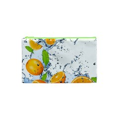 Fruits Water Vegetables Food Cosmetic Bag (xs) by BangZart
