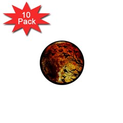 Mars 1  Mini Buttons (10 Pack)  by Valentinaart