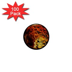 Mars 1  Mini Magnets (100 Pack)  by Valentinaart