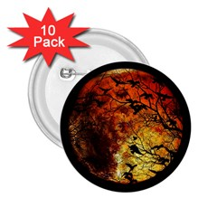 Mars 2 25  Buttons (10 Pack)  by Valentinaart