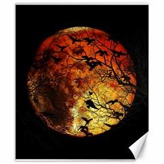 Mars Canvas 8  X 10  by Valentinaart