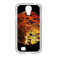Mars Samsung Galaxy S4 I9500/ I9505 Case (white) by Valentinaart