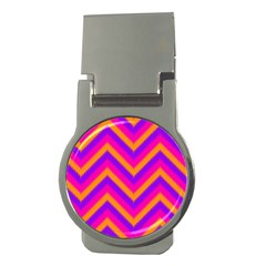 Chevron Money Clips (round)  by BangZart