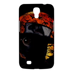 Bird Man  Samsung Galaxy Mega 6 3  I9200 Hardshell Case by Valentinaart