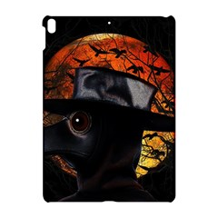 Bird Man  Apple Ipad Pro 10 5   Hardshell Case by Valentinaart