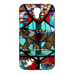 Elephant Stained Glass Samsung Galaxy Mega 6 3  I9200 Hardshell Case by BangZart