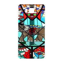 Elephant Stained Glass Samsung Galaxy Alpha Hardshell Back Case