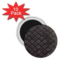 Seamless Leather Texture Pattern 1 75  Magnets (10 Pack)