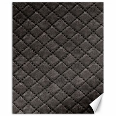 Seamless Leather Texture Pattern Canvas 16  X 20