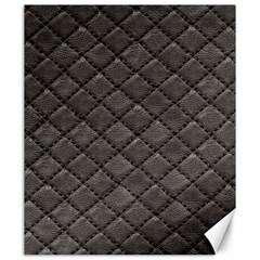 Seamless Leather Texture Pattern Canvas 20  X 24