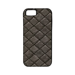 Seamless Leather Texture Pattern Apple Iphone 5 Classic Hardshell Case (pc+silicone) by BangZart