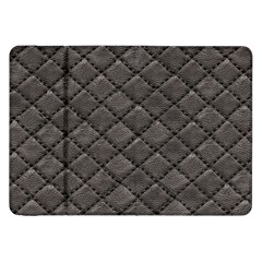 Seamless Leather Texture Pattern Samsung Galaxy Tab 8 9  P7300 Flip Case