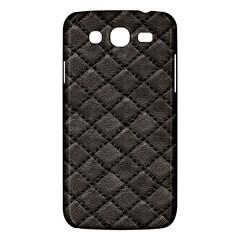 Seamless Leather Texture Pattern Samsung Galaxy Mega 5 8 I9152 Hardshell Case  by BangZart
