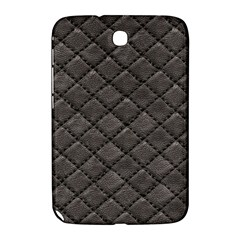 Seamless Leather Texture Pattern Samsung Galaxy Note 8 0 N5100 Hardshell Case