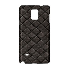 Seamless Leather Texture Pattern Samsung Galaxy Note 4 Hardshell Case by BangZart