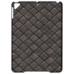 Seamless Leather Texture Pattern Apple Ipad Pro 9 7   Hardshell Case
