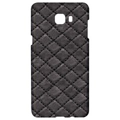 Seamless Leather Texture Pattern Samsung C9 Pro Hardshell Case  by BangZart