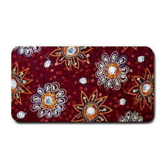 India Traditional Fabric Medium Bar Mats by BangZart