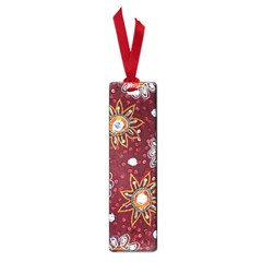 India Traditional Fabric Small Book Marks