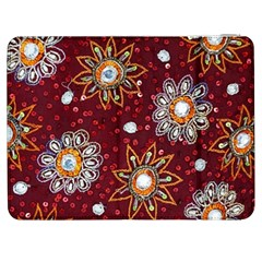 India Traditional Fabric Samsung Galaxy Tab 7  P1000 Flip Case