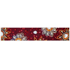India Traditional Fabric Flano Scarf (large) by BangZart