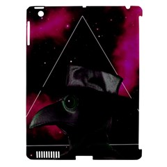 Bird Man  Apple Ipad 3/4 Hardshell Case (compatible With Smart Cover) by Valentinaart