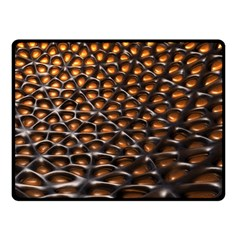 Digital Blasphemy Honeycomb Fleece Blanket (small)