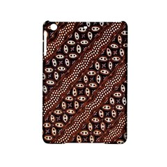 Art Traditional Batik Pattern Ipad Mini 2 Hardshell Cases by BangZart