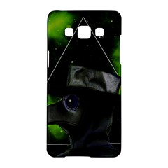 Bird Man  Samsung Galaxy A5 Hardshell Case  by Valentinaart