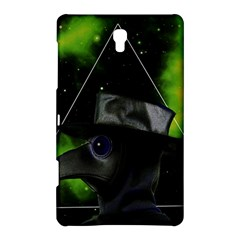 Bird Man  Samsung Galaxy Tab S (8 4 ) Hardshell Case  by Valentinaart