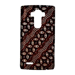 Art Traditional Batik Pattern Lg G4 Hardshell Case