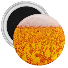 Beer Alcohol Drink Drinks 3  Magnets by BangZart