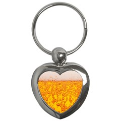 Beer Alcohol Drink Drinks Key Chains (heart)