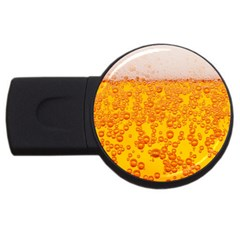 Beer Alcohol Drink Drinks Usb Flash Drive Round (2 Gb)