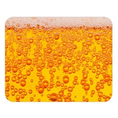 Beer Alcohol Drink Drinks Double Sided Flano Blanket (large)