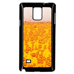 Beer Alcohol Drink Drinks Samsung Galaxy Note 4 Case (black)