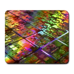 Technology Circuit Computer Large Mousepads