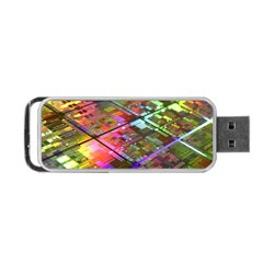 Technology Circuit Computer Portable Usb Flash (one Side) by BangZart
